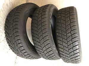 195 / 65/ 15 One Winter Tires