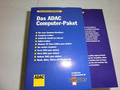 Das ADAC Computer-Paket ,10 Bände im Pappschuber Hoffmann, Thomas (Hg.)