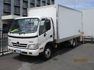 2011 HINO DUTRO 300 SERIES 616 POWER LIFT TRUCK Hobart CBD Hobart City Preview