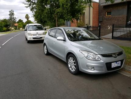 09 Hyundai i30 diesel
