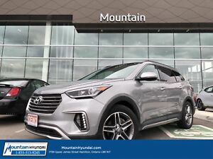 2018 Hyundai Santa Fe XL LIMITED | NAVIGATION | LEATHER | SUNROO