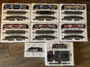 Hawthorne Village Original 6 HO NHL Train Collection