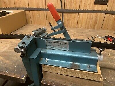 Timberwolfl Band Saw Setter For Sawmills