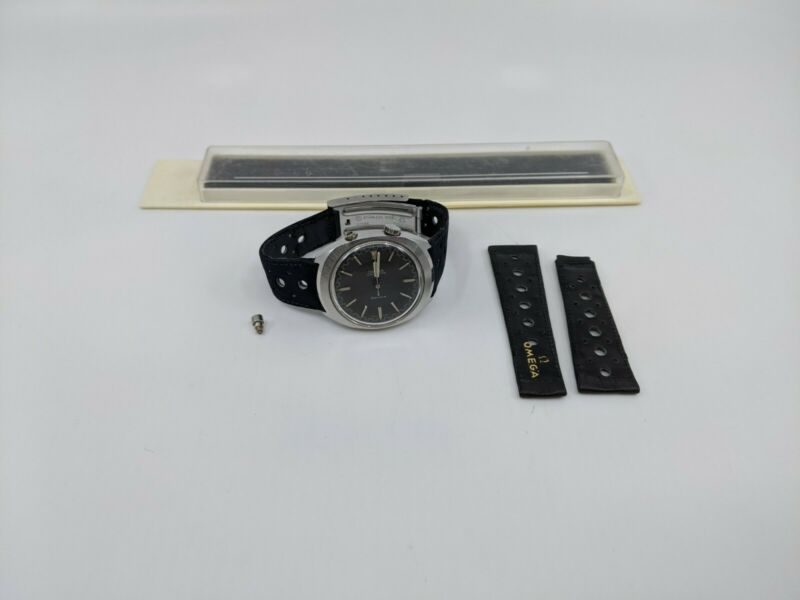 Omega Chronostop Driver's Watch 1969 - 145.010
