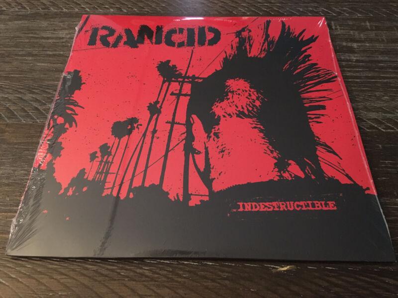 """Rancid """"Indestructible"""" LP (Vinyl, Epitaph)"""