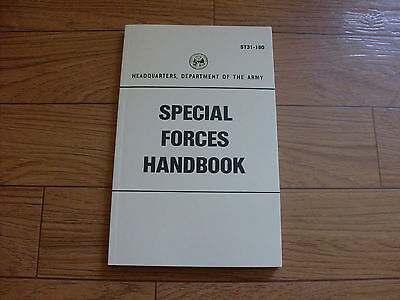 U.S ARMY SPECIAL FORCES HANDBOOK
