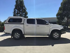 2010 Toyota Hilux Ute Rutherford Maitland Area Preview
