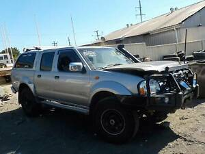 WRECKING 2006 NISSAN NAVARA D22 4X4 3.0L DIESEL MANUAL North St Marys Penrith Area Preview