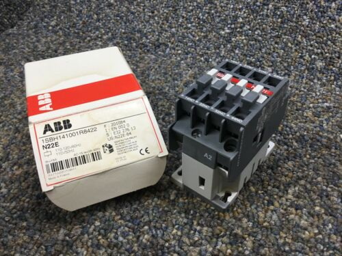 ABB 1SBH141001R8422 Relay Contactor New