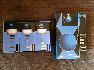 Volvik Blue 90 Golf balls 6 pack  Port Melbourne Port Phillip Preview