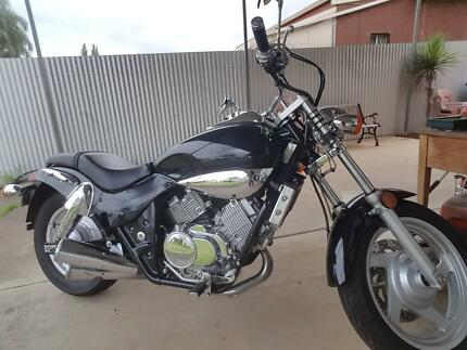 250cc crusier in great condition