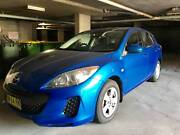 2013 MAZDA 3 Blue Neo 35000 KMS 6 Speed Manual Burwood Burwood Area Preview
