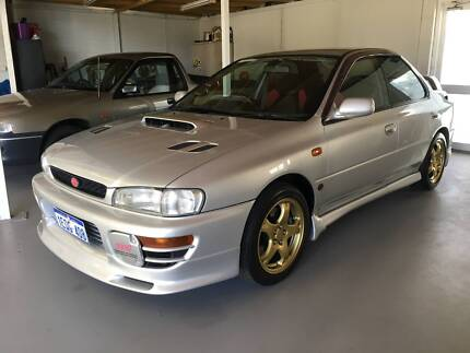 1997 Subaru WRX STI Version 3 JDM