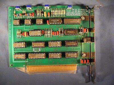 NOS OFS WeatherFAX 1992 Weather Facsimile Adapter HAM Radio Vintage