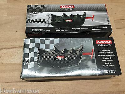 Carrera Evolution 2x 20709 Handregler Neuware in OVP