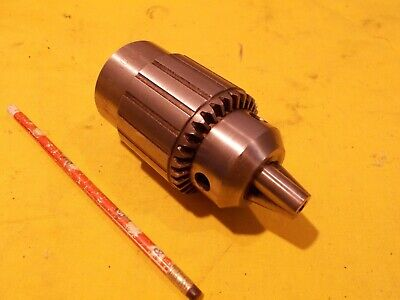 Jacobs 59b Headstock Chuck 1-12 X 8 Tpi Spindle For South Bend Or Atlas Lathe