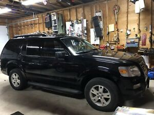 2009 Ford Explorer 4x4 SUV, Crossover 4x4;7995.00