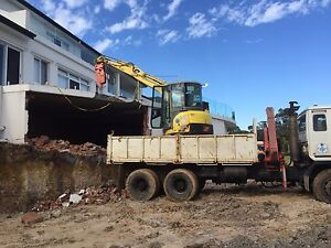 EXCAVATER TIPPER HIRE Brighton-le-sands Rockdale Area Preview