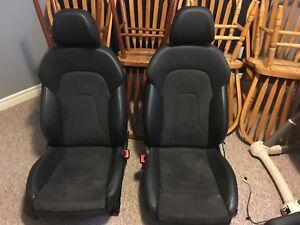 Audi seats