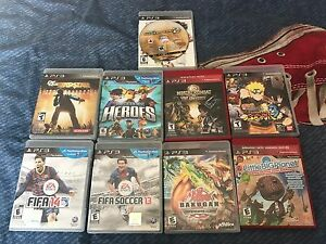 Old ps3 games in good condition