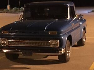 1965 Chevrolet Step Side Shortbox