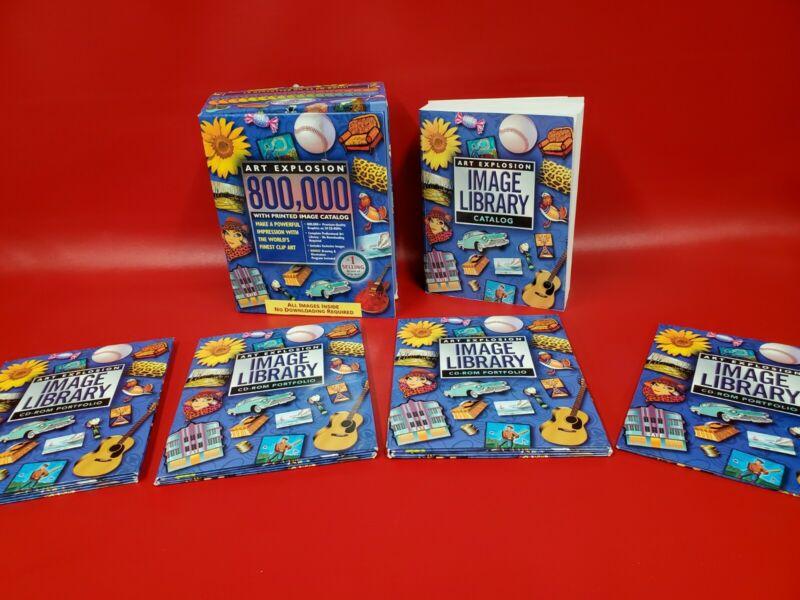 Art Explosion 800,000 Clip Art World