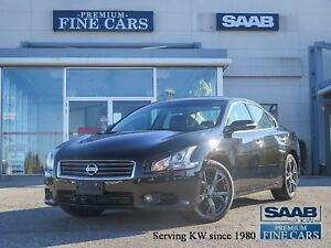 2014 Nissan Maxima 3.5 SV  SPORT & NAVI package/ One Owner