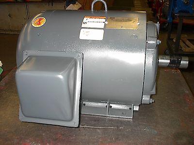 Lincoln Ac Motor Cat Lm13543 40 Hp 1780 Rpm 324t Frame 230460 Volt Tefc