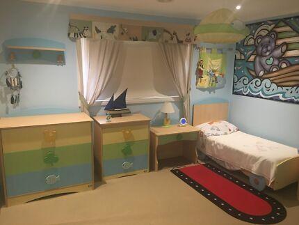 Child Furniture - Kids bedroom set