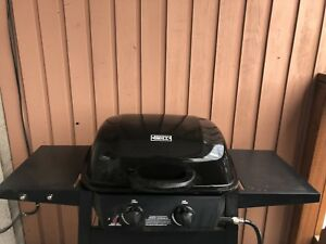 Bbq - First come first serve. Thank you