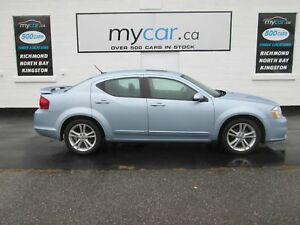 2013 Dodge Avenger SXT SUNROOF, HEATED SEATS, ALLOYS!!