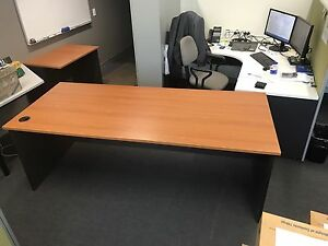 Office desks - perfect condition - CHEAP !! Chatswood West Willoughby Area Preview
