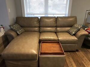 Lazy Boy Reclining Sectional With Chaise