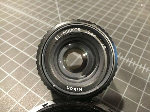 Nikon EL-Nikkor 50MM 1:2.8
