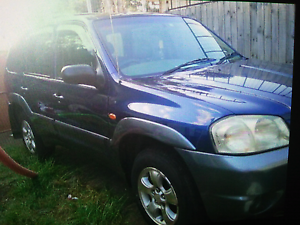 2001 Mazda tribute luxury $1600 Mount Druitt Blacktown Area Preview