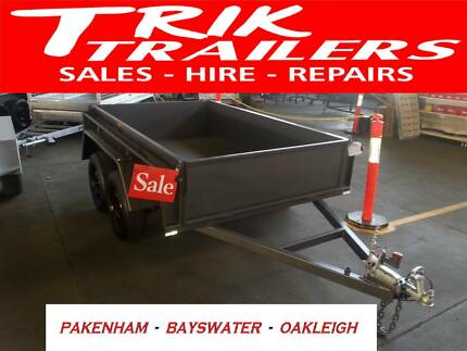 8x5 Deluxe tandem trailer Bayswater Knox Area Preview