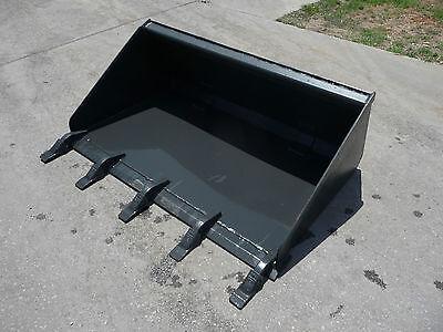 Toro Dingo Mini Skid Steer Attachment 42 Low Pro Tooth Bucket - Ship 149