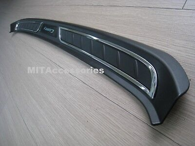 TOYOTA CAMRY 2018-ON XV70 Rear back bumper protector scruff plate cover trim