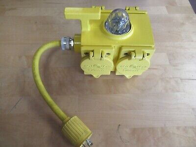 Circle D Lights Pf51g Electrical Junction Power Box 1