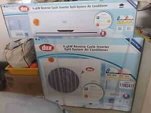 DUX inverter split system air conditioner Appin Wollondilly Area Preview