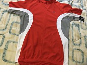 Brand New TREK (Bontrager) Bike Jersey with 3 Back Pockets
