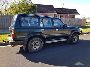 1995 Toyota LandCruiser Wagon Portarlington Outer Geelong Preview