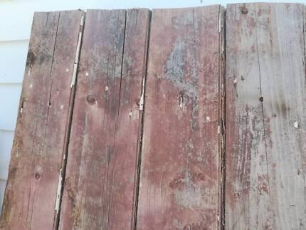 1940 Bib \u0026 Brace Timber Dunny door & dunny\u0027 in Perth Region WA | Gumtree Australia Free Local Classifieds