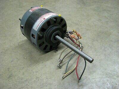 Dayton 5m056 Electric Fan Motor 16 Hp 1075 Rpm 1-phase 115 Volt Ac