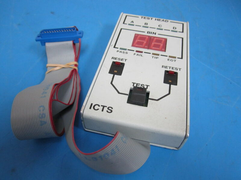 ICTS Test Head with Cable
