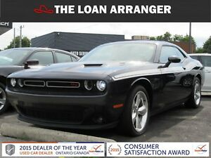 2016 Dodge Challenger Hemi