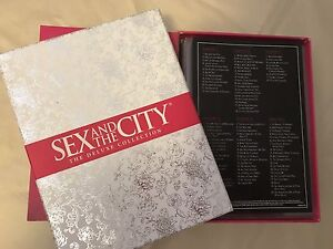Sex and the City Complete Series box set Canning Vale Canning Area Preview