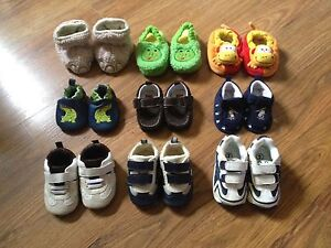 Baby Shoes, Slippers, Sandals and Hats