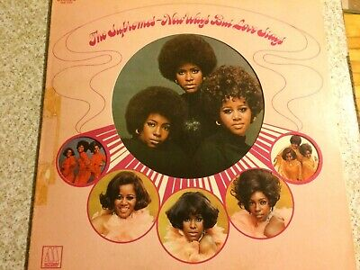 The Supremes, New Ways But Love Stays, Vinyl Record LP