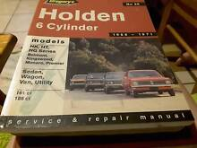 Holden 6 cylinder 1968 - 1971 manual Torquay Fraser Coast Preview
